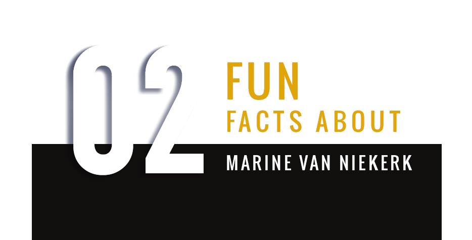 Marine van Niekerk