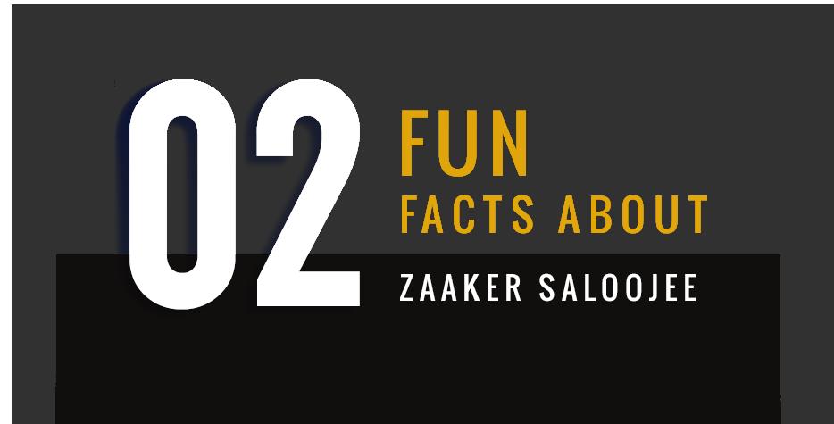 Zaaker Saloojee